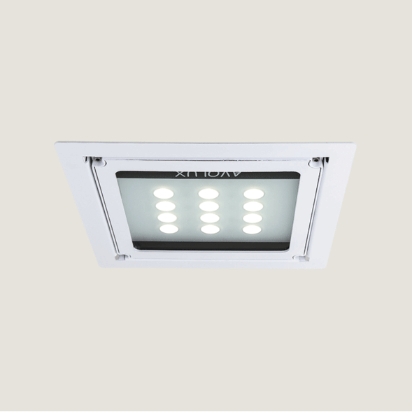 Outdoor Ceiling Lights Benzin Canopy With 70w LED