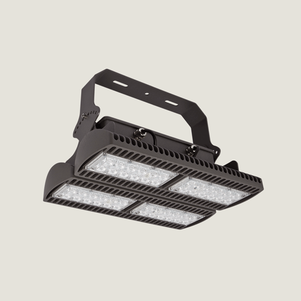 A black outdoor ceiling light on a white background.