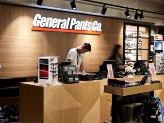 GENERAL PANTS – GEORGE STREET