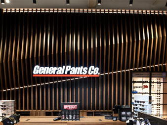 GENERAL PANTS – BONDI JUNCTION